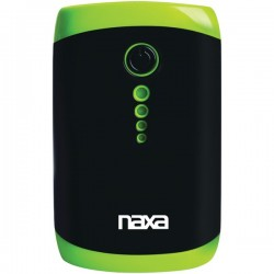 Naxa - NAP-30 - Naxa(R) NAP-30 6, 000mAh Canteen Portable Power Pack