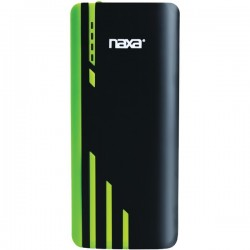 Naxa - NAP-40 - Naxa(R) NAP-40 10, 000mAh Canteen Portable Power Pack
