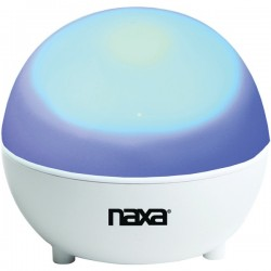 Naxa - NAS-3073 - Naxa(R) NAS-3073 GLOW Portable Bluetooth(R) Speaker
