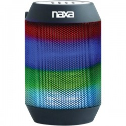 Naxa - NAS-3075 - Naxa(R) NAS-3075 VIBE MINI Bluetooth(R) Speaker