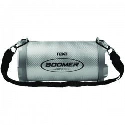 Naxa - NAS-3083 - Naxa(R) NAS-3083 BOOMER IMPULSE SHINE Bluetooth(R) Boom Box with LED Lights