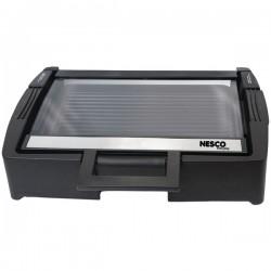 Nesco - GRG-1000 - Nesco(R) GRG-1000 1, 300-Watt Glass Grill with Glass Lid