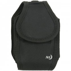Nite-Ize - CCCW-03-01 - Nite Ize Cargo CCCW-03-01 Carrying Case (Holster) for Cellphone - Black - Shock Proof - Polypropylene - 4.5 Height x 3.1 Width x 1.1 Depth