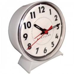 Westclox - 15550 - WESTCLOX 15550 Keno Key-wound Loud-Bell Mechanical Alarm Clock
