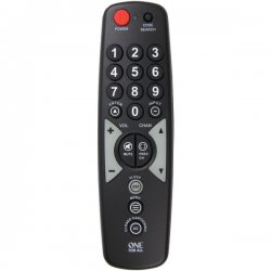 One For All - OARH01B - One For All(R) OARH01B 1-Device Universal Remote