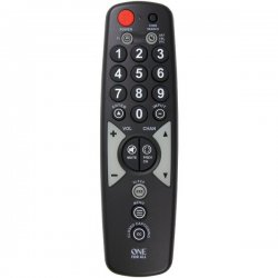 One For All - OARH02B - One For All(R) OARH02B 2-Device Universal Remote