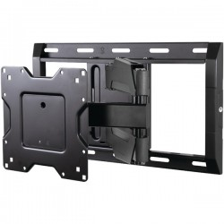 OmniMount - OC120FM - OmniMount OC120FM Wall Mount for Flat Panel Display - 43 to 70 Screen Support - 120 lb Load Capacity - Black