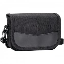 Olympus - 202519 - Olympus Carrying Case for Camera - Black - Nylon - Shoulder Strap, Belt Loop - 3.5 Height x 5 Width x 2 Depth