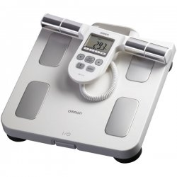 Omron - HBF-510W - Omron HBF-510W Body Composition Monitor - LCD