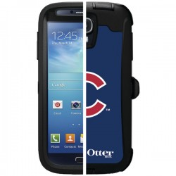 OtterBox - 77-36390 - OTTERBOX 77-36390 Samsung(R) Galaxy S(R) 4 Defender Series(R) Case with Belt Clip Holster, Major League Baseball (Chicago Cubs(R))