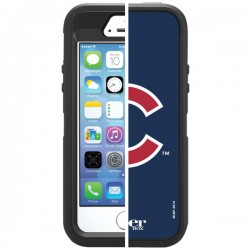 OtterBox - 77-36400 - OTTERBOX 77-36400 iPhone(R) 5/5s Defender Series(R) Case with Belt Clip Holster (MLB Chicago Cubs(R))