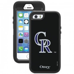 OtterBox - 77-36406 - OTTERBOX 77-36406 iPhone(R) 5/5s Defender Series(R) Case with Belt Clip Holster (Colorado Rockies(R))