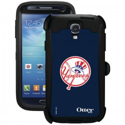 OtterBox - 77-37169 - OTTERBOX 77-37169 Samsung(R) Galaxy S(R) 4 Defender Series(R) Case with Belt Clip Holster, Major League Baseball (New York Yankees(R) Throwback)