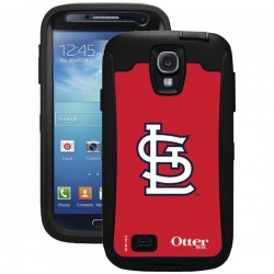 OtterBox - 77-37171 - OTTERBOX 77-37171 Samsung(R) Galaxy S(R) 4 Defender Series(R) Case with Belt Clip Holster, Major League Baseball (St Louis Cardinals(R))