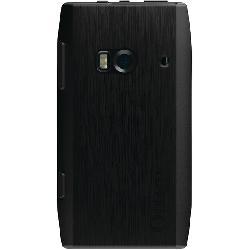 OtterBox - NOK4-JURNY-20-E4 - OtterBox Commuter Smartphone Case - Smartphone - Black - Silicone, Polycarbonate