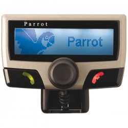 Parrot - CK3100/PF150035AC - Parrot CK3100 Wireless Bluetooth Car Hands-free Kit - LCD Display