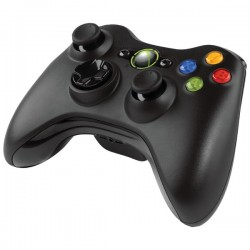 Microsoft - B4F-00014 - Microsoft B4F-00014 Wireless Game Pad - Wireless - Xbox 360
