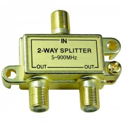 Axis - PET10-2000 - Axis(TM) PET10-2000 5MHz-900MHz Splitter (2 Way)
