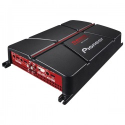 Pioneer - GM-A4704 - Pioneer(R) GM-A4704 GM Series Class AB Amp (4 Channels, 520 Watts max)