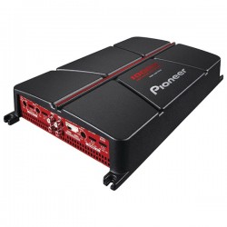 Pioneer - GM-A6704 - Pioneer(R) GM-A6704 GM Series Class AB Amp (4 Channels, 1, 000 Watts max)