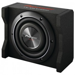 Pioneer - TS-SWX2002 - Pioneer(R) TS-SWX2002 8 Preloaded Subwoofer Enclosure Loaded with TS-SW2002D2