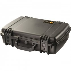 "Pelican - IM2370-00003 - Pelican Storm Case iM2370 Medium Laptop Case - Internal Dimensions: 18.20"" Length x 12.10"" Width x 5.20"" Depth - External Dimensions: 20"" Length x 14.7"" Width x 5.8"" Depth - 4.94 gal - Press & Pull Latch, Latch Lock Closure -"