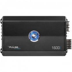 Planet Audio - PL1600.4 - Planet Audio Pulse PL1600.4 Car Amplifier - 1600 W PMPO - 4 Channel - Class AB - Max Power: 1600 Watts RMS Power @ 2 Ohm: 300 Watts x 4 RMS Power @ 4 Ohm: 150 Watts x 4