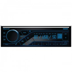Planet Audio - P370MB - Digital Media AM/FM Receiver MP3-compatible Bluetooth 50w x 4 Channels