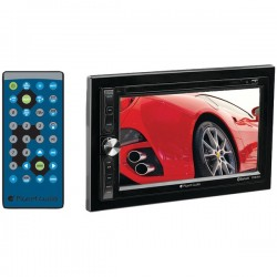 Planet Audio - P9630B - Planet Audio P9630B Car DVD Player - 6.2 LCD - 1 Year Warranty