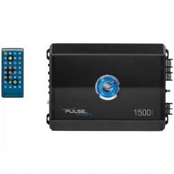 Planet Audio - PL1500.1M - Planet Audio Pulse PL1500.1M Car Amplifier - 1500 W PMPO - 1 Channel - Class AB - Max Power: 1500 Watts RMS Power @ 2 Ohm: 1125 Watts x 1 RMS Power @ 4 Ohm: 563 Watts x 1