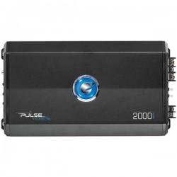 Planet Audio - PL2000.1M - Planet Audio Pulse PL2000.1M Car Amplifier - 2000 W PMPO - 1 Channel - Class AB - Max Power: 2000 Watts RMS Power @ 2 Ohm: 1500 Watts x 1 RMS Power @ 4 Ohm: 750 Watts x 1