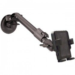 PanaVise - 15509 - PanaVise PortaGrip 15509 Vehicle Mount for Smartphone, iPhone - 2.3 to 3.8 Screen Support - Foam