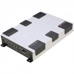 Power Acoustik - EG1-4500D - Power Acoustik(R) EG1-4500D Edge Series Monoblock Class D Amp (4, 500 Watts max)