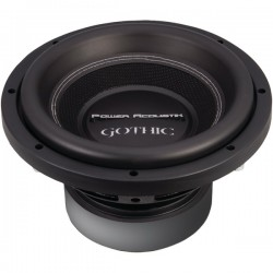 Power Acoustik - GW3-10 - Power Acoustik GW3-10 Woofer - 1000 W RMS - 2200 W PMPO - 2 Ohm - 81 dB Sensitivity - 10 Woofer - Automobile