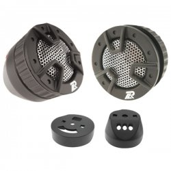Power Acoustik - NB-4 - Power Acoustik NB-4 Tweeter - 125 W RMS - 250 W PMPO - 4-way - 4 Ohm - Automobile