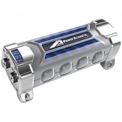 Power Acoustik - PCX-3F - Power Acoustik PCX-3F 3 Farad Power Capacitor
