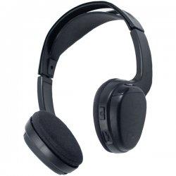 Power Acoustik - WLHP-100 - Power Acoustik WLHP-100 Wireless Infrared Headphone - Stereo