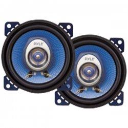 """Pyle / Pyle-Pro - PL42BL - Pyle Blue Label PL42BL Speaker - 90 W RMS - 180 W PMPO - 2 Pack - 4 Ohm - 4"""""""