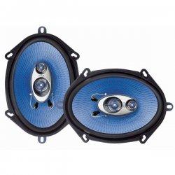 """Pyle / Pyle-Pro - PL573BL - Pyle Blue Label PL573BL Speaker - 150 W RMS - 300 W PMPO - 2 Pack - 4 Ohm - 5"""" x 7"""""""