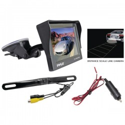Pyle / Pyle-Pro - PLCM4700 - Pyle PLCM4700 Car Accessory Kit