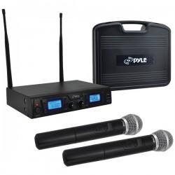 Pyle / Pyle-Pro - PDWM3360 - Pyle(R) PDWM3360 UHF Wireless Microphone System