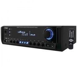 Pyle / Pyle-Pro - PT390AU - PyleHome PT390AU AM/FM Receiver - 300 W RMS - 4 Channel - AM, FM - USB - iPod Supported