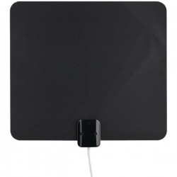 RCA - ANT1100Z - RCA(R) ANT1100Z Ultrathin Multidirectional HDTV Indoor Antenna