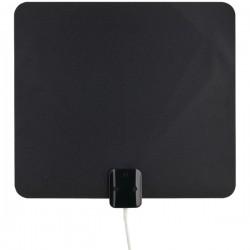 RCA - ANT1100Z - RCA(R) ANT1100Z Ultrathin Multidirectional HDTV Indoor Antenna