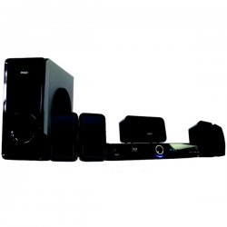 RCA - RTB1100 - AM/FM Home Theater System with Blu-Ray Player 1000W