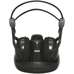 RCA - WHP141B - Headphones Wireless Full Size
