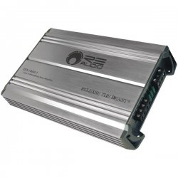 RE Audio - DTS-1000.1 - Re Audio Dts-1000.1 Dts Series Amplifier (800w)