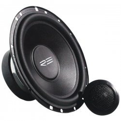 "RE Audio - RE6.5C - RE AUDIO RE6.5C RE Series 6.5""/1"" 4_ Component Speaker System"