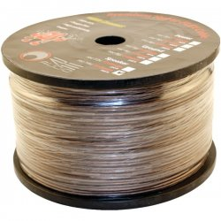 RE Audio - REC-16S - Re Audio Rec-16s Premium Hyper Flex Brown Speaker Wire (16 Gauge; 500 Ft)