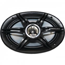 "RE Audio - REX5X7 - RE AUDIO REX5x7 REX Series 2-Way Coaxial Speakers (5"" x 7""; 125W; 61mm mounting depth; 55Hz - 20kHz)"